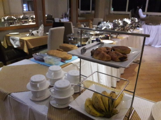 The Amariah Boutique Hotel City Center: Breakfast
