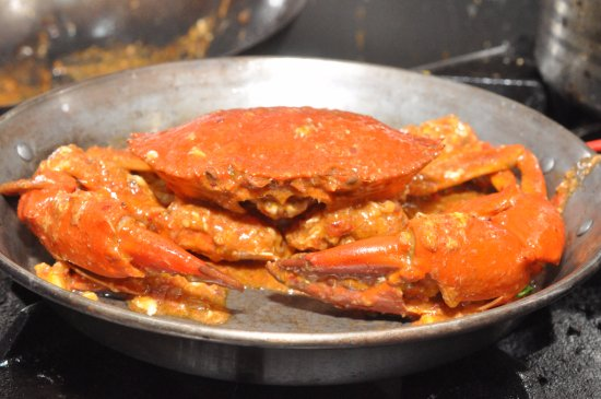 paper lobster chili crab