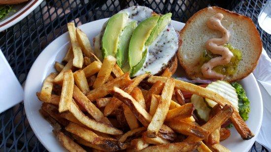 Powell, ID: Burger 1