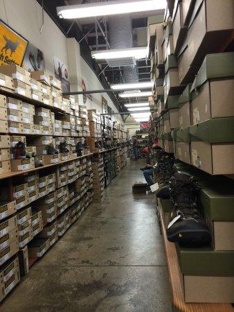 cheap shoe warehouse