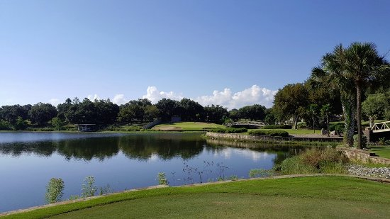 Horseshoe Bay, TX: Apple Rock, 12th hole
