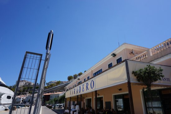 Restaurante Varadero: facade