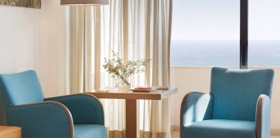 Alion Beach Hotel: Sea view room