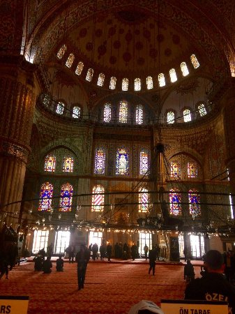 The Green Park Hotel Taksim: Blue Mosque
