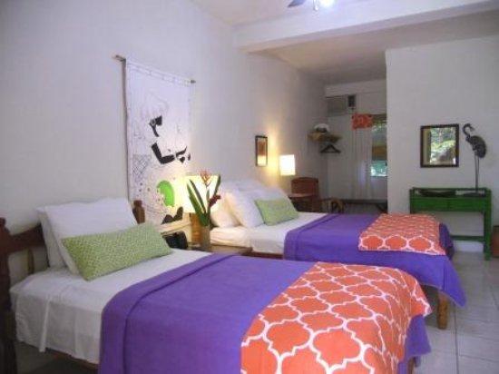 Punta Gorda, Belize : Lodge room