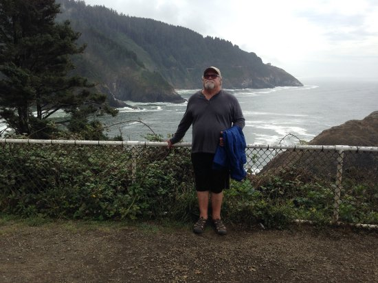 Florence, OR: the view from the lighthouse