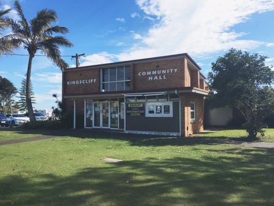 Kingscliff Visitor Information Centre is located in the Community Hall on Marine Parade.