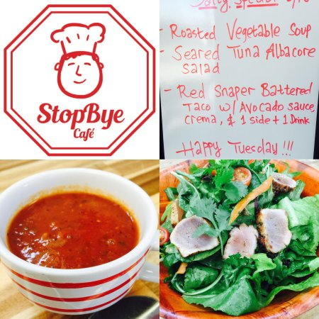 Lawndale, Californië: @stopbyecafe