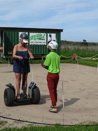 Wilderness Segway tours
