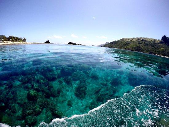 夸塔岛照片