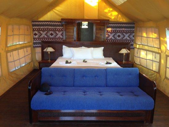 Kuata Island, Φίτζι: Private De Luxe Bure