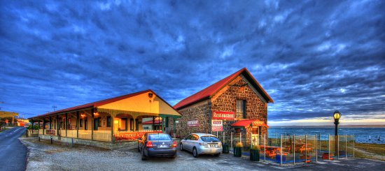 Stanley, Australien: The Bond Store
