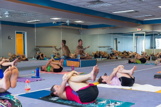 Rebel Yoga and Pilates