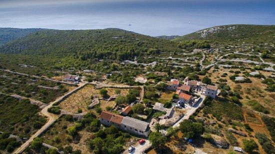 Island of Vis, Croacia: Konoba Pesa