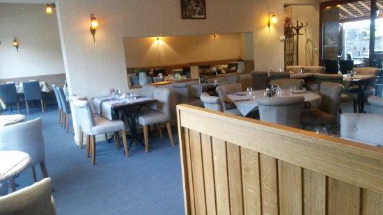 Craon, Frankrig: Notre restaurant a été relooké pour vous apportez une meilleure prestation
