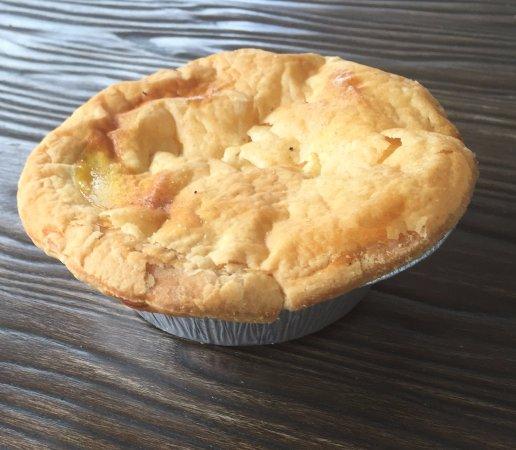 Dicky Beach, Australia: Gluten Free Chunky Beef Pie