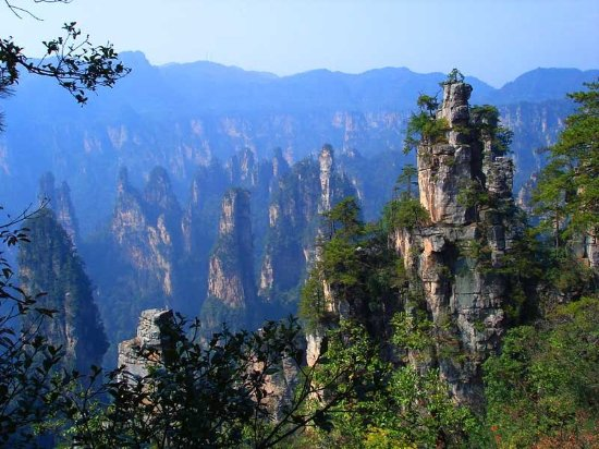 Western Hunan (Zhangjiajie) China International Travel Service