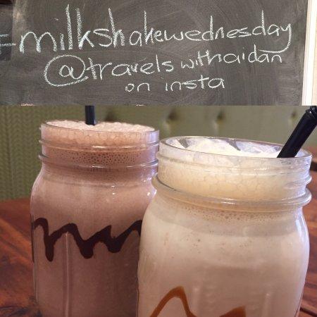 Subiaco, أستراليا: #milkshakewednesday #travelswithaidan