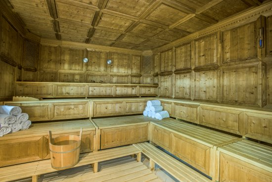 Kempinski The Spa Sauna - Bild von Kempinski Hotel Berchtesgaden ...