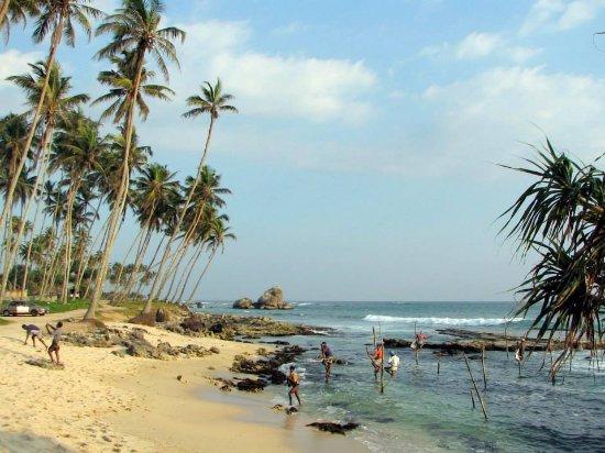 Província do Oeste, Sri Lanka: Down south