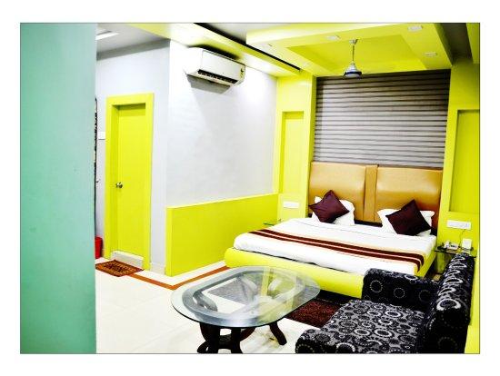 Samdariya Inn: Deluxe A/C Room