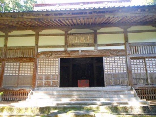Eiheiji-cho, Japan: 吉峰寺 本堂