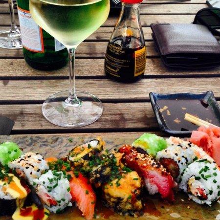 Sushi Und Wein Picture Of Chilli Club Bremen Tripadvisor