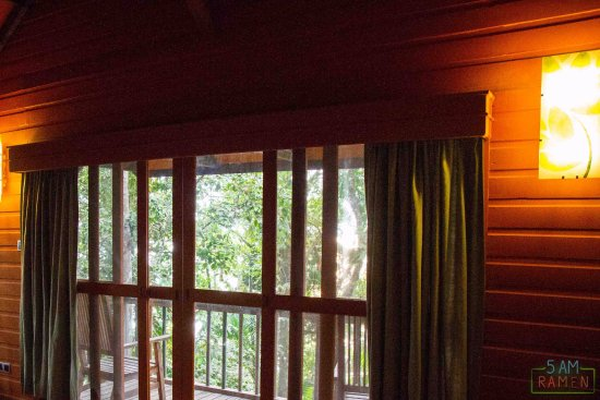 Permai Rainforest Resort: Greeted by the jungle