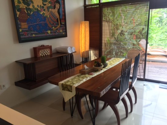 Ubud Green: Dining Room