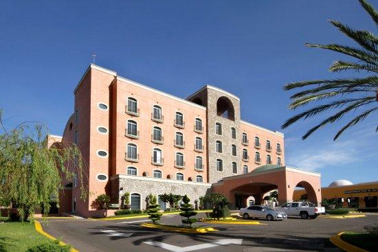هوليداي إن إكسبريس جواناجواتو: Hotel Exterior