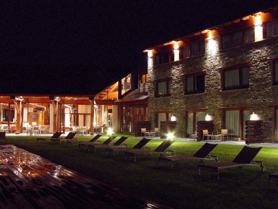Soriguerola, İspanya: Hotel -nocturna