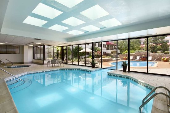 Embassy Suites by Hilton Detroit Metro Airport: Indoor Pool