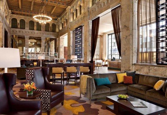 Courtyard San Diego Downtown: Lobby