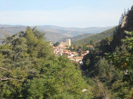 Vernet-Les-Bains, Frankrike: Vernet les Bains