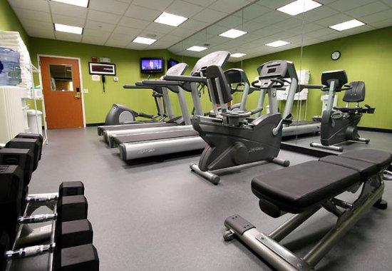 White River Junction, Βερμόντ: Fitness Center