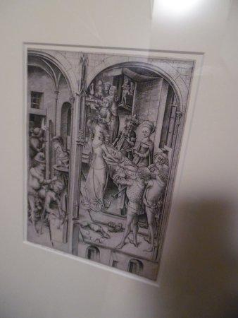 stadtmuseum bocholt 15th century drawing