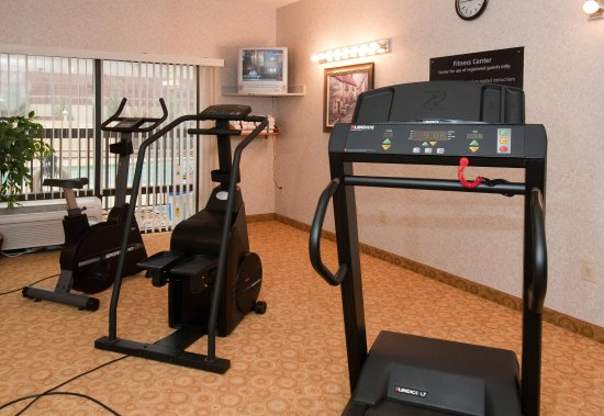Peachtree City, GA: Fitness Center