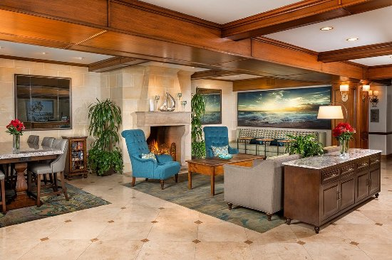 Laguna Woods, Californie : Lobby