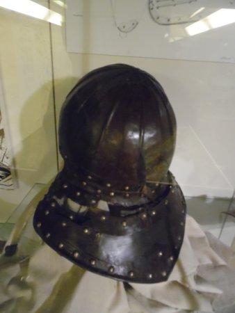 Bocholt, Deutschland: Helmet
