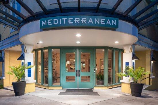 Mediterranean Inn: MEDExterior Entr ILOETF