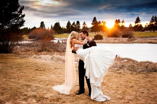 Sunriver Resort_Wedding_Couple