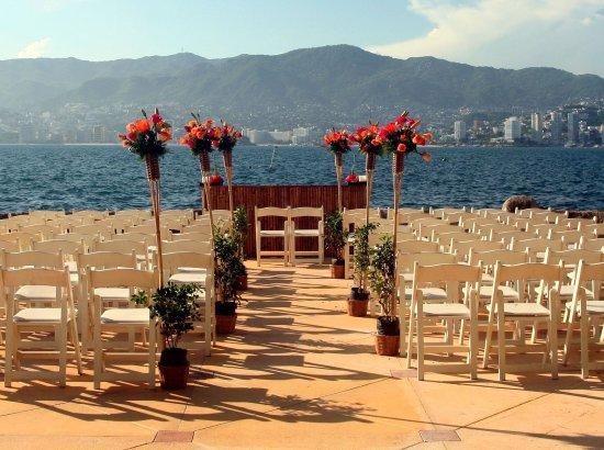 Las Brisas Acapulco Wedding