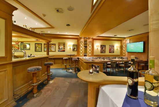 Hodenhagen, Alemania: Bar