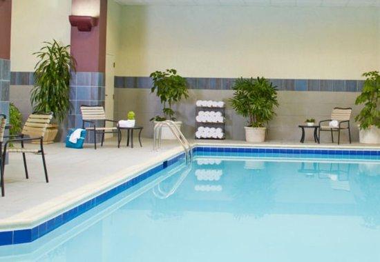 Warrensville Heights, OH: Indoor Pool
