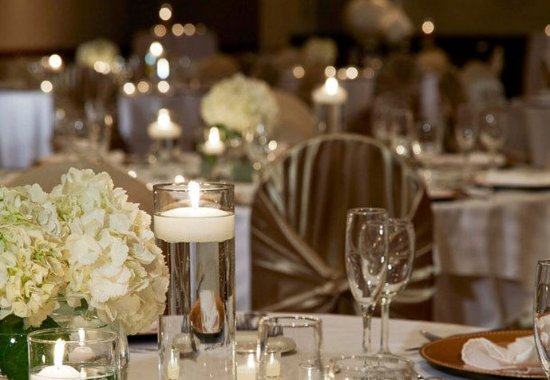 Warrensville Heights, OH : Ballroom – Wedding Details