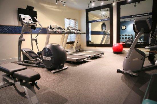 Hampton Inn Eau Claire: Fitness Center