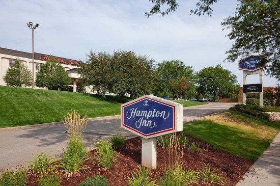 Welcome to Hampton Inn Madison East Towne Mall Area!