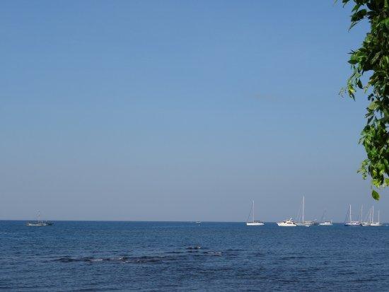 Lovina Beach, Indonesien: Mooi uitzicht!
