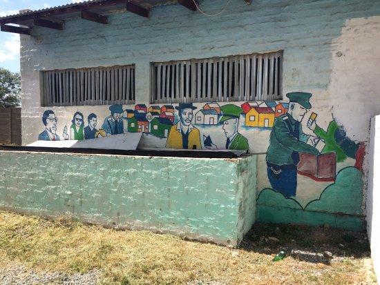 Soweto, Südafrika: I love street art do this was fascinating visit for me !