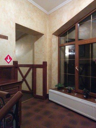Гостиница-музей Под Тэмплем: 3 этаж